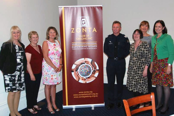 ZC Geelong domestic violence forum