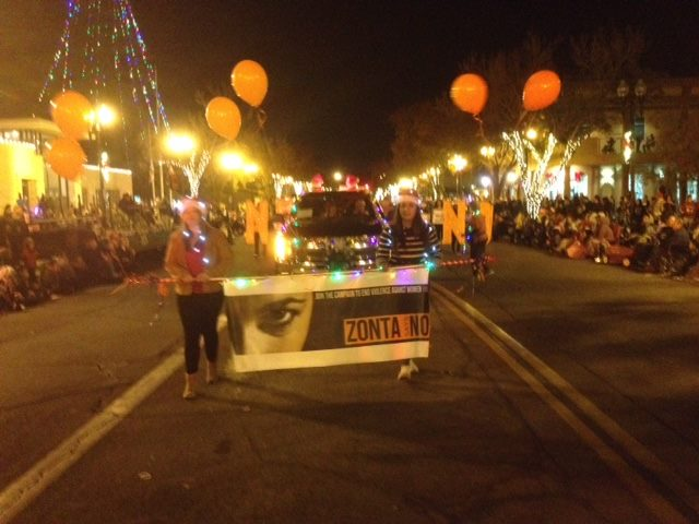 Zonta Club of Portville_parade