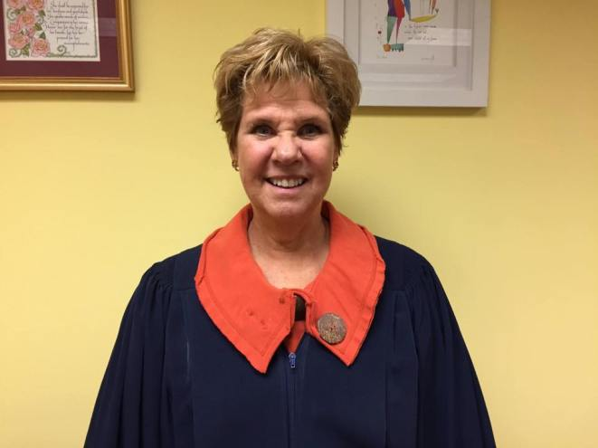 Lucas County Juvenile Court Judge Connie Zemmelman