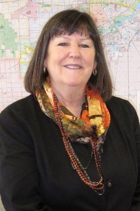 Lucas County Commissioner Tina Skeldon Wozniak