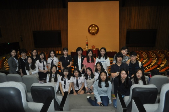 D32 Z club Korea National Assembly Hall