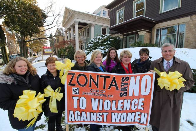 Zonta Club of Jamestown