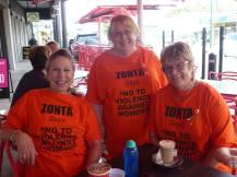 Zonta Club of Gawler Inc cafe