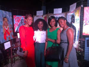 Zonta e-Club of West Africa art gallery 2