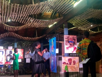 Zonta e-Club of West Africa art gallery