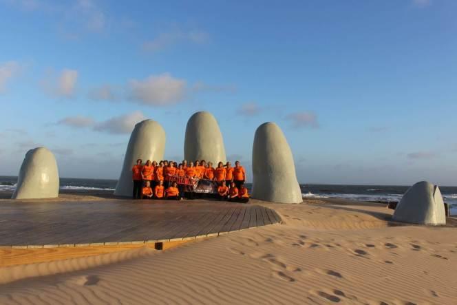 Punta del Este-Maldonado end of campaign 1