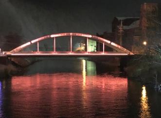 Zonta Club of Oil City-Franklin bridge