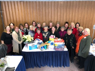 Zonta Club of Petoskey Area Acts of Kindness