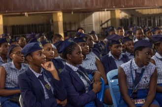 Zonta Club of Lagos 1 and Queens College Z Club 2