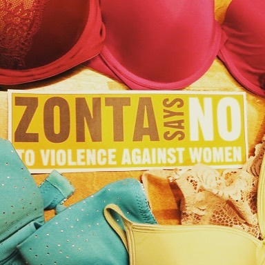 Zonta Club of the Adirondacks bras2