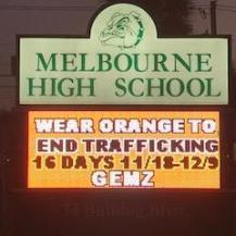 Melbourne High School