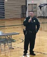 Sheriff Wayne Ivey