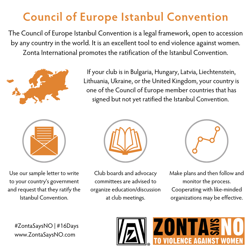 Council of Europe Istanbul Convention